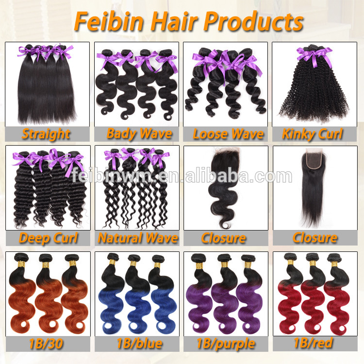 Factory Price 7A Human Virgin Straight Color #2 Hair Weft Natural Russian Hair
