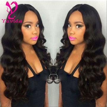 7A Brazilian Virgin Body Wave Human Hair Weave Extensions Weft 3 Bundles/300g