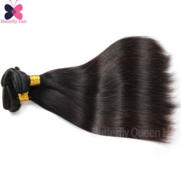 Virgin Brazilian Hair Extensions 3 Bundles 150g Human Hair Weave 8A Unprocessed