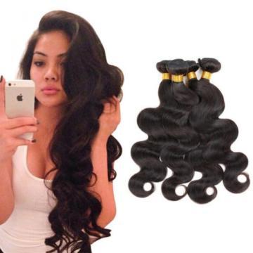 Brazilian Virgin Hair Body Wave 4 Bundles Cheap 7A Human Hair Weave Cheap 200g