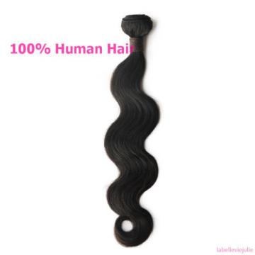 "100% Brazilian Virgin Human Remy Hair Extension Weaving Weft Body Wave 12"" - 28"""