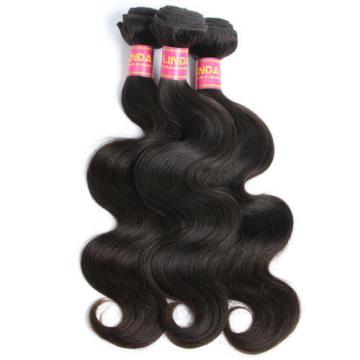 8a grade Brazilian Body Wave virgin Hair 3 Bundles Deals unprocessed human hair