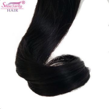 "10"" Brazilian Body Wave Virgin Hair Weft  Bobo Shor Wavy Human Hair Bundles 50g"