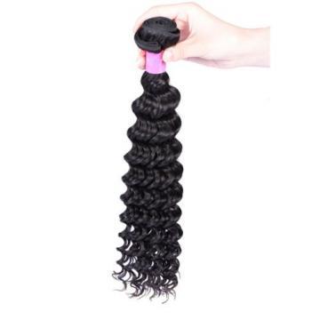 Brazilian Virgin Hair 3 Bundles Weave Deep wave Brazilian Human Hair Extension