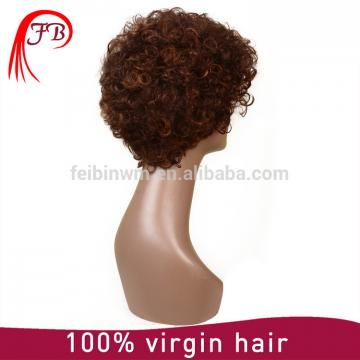 Wholesale cheap human hair full lace wig , 100 % brazilian human hair wig