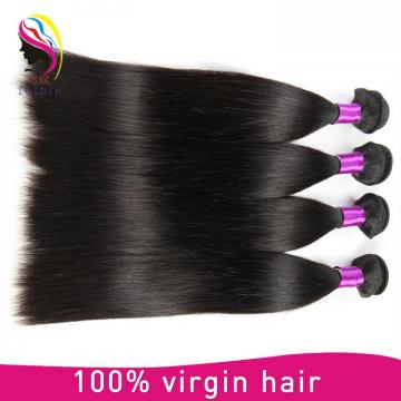 wholesale 7a grade human hair mink straight hair 100 peruvian hair