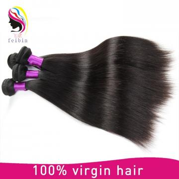 hot selling human hair weave brazilian straight hair virgin hair