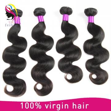 100% remy hair extension body wave brazilian hair wholesale in brazil