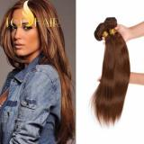 100% Unprocessed Virgin Brazilian Ombre Straight Hair Weft Ombre Colour #30