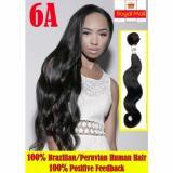 High Grade Brazilian&Peruvian Real Virgin Remy Human Hair 100g Weave Extensions