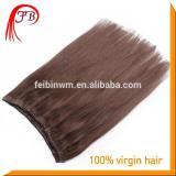 Factory price hot selling 100 European remy human hair weft European virgin hair extensions