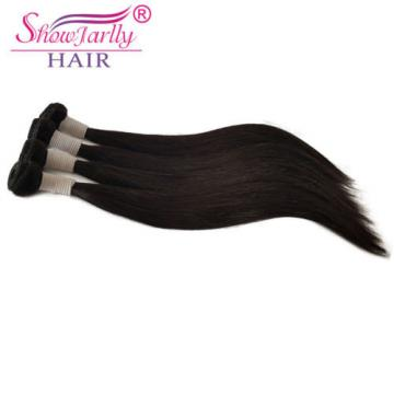 1/4Bundles 200g 100% Brazilian Straight Virgin Hair Weft Human Hair Bundles 8A