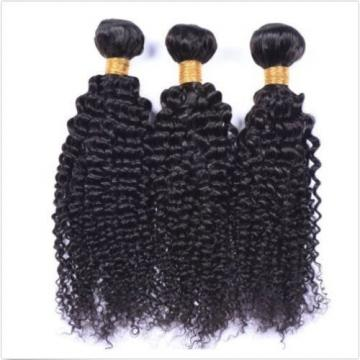 Brazilian Curly Virgin Hair Weave 3bundles/150g Unprocessed Human Hair Extension