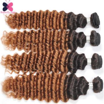 Brazilian Deep Wavy Virgin Human Hair Weave Deep Wave Curly Hair 3 Bundles 150g