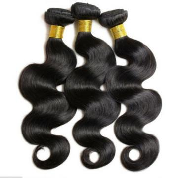 Brazilian Virgin Hair Body Wave 1 Bundle/100g Brazillian Human Hair Extensions