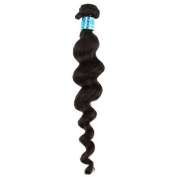 50g/Bundle 7A Brazilian Loose Wave Virgin Human Hair Weft 100% Unprocessed Hair