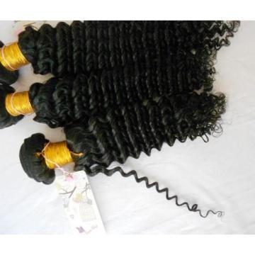 Brazilian Virgin Hair Afro Curl Hair Extension Soft Hair Weft 1 Bundle 100g