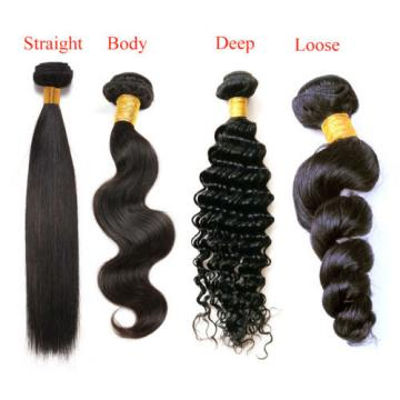 Brazilian Hair Human hair Virgin Human Hair Extensions Weave wavy curly hair
