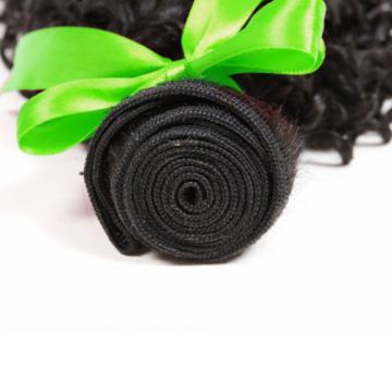 Brazilian Curly Virgin Hair Weave 1bundles/50g Unprocessed Human Hair Extension