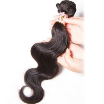 1 Bundle/50g Brazilian Body Wave Virgin Hair Human Hair Extensions Unprocessed