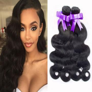 "3 Bundles 150g 8""-20""Unprocessed 100% Brazilian Body Wave Virgin Hair Human Hair"