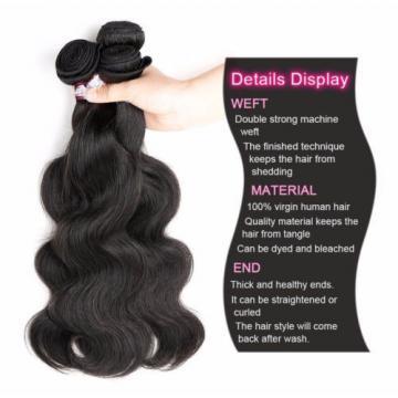 Brazilian Virgin Hair Human Hair Body Wave 4pcs Virgin Hair Wholesale Alimice 7A