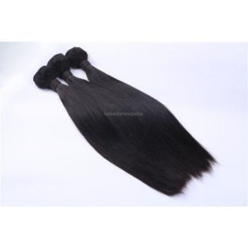 "1 Bundle 100% Brazilian Virgin Human Remy Hair Extensions Weaving Weft 10"" - 28"""