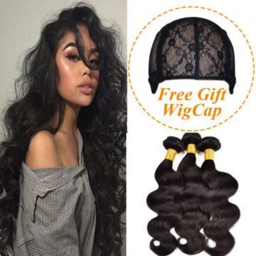Brazilian Virgin Hair Body Wave Bundles 3 Bundles Body Wave Human Hair Extension
