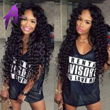 4Bundles Brazilian Virgin Hair Human Hair Extensions Weave 400g Double Weft 8A