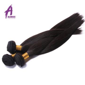 8a Brazilian virgin hair straight hair bundles 300g 3bundles straight bundles
