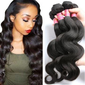 Cheap Virgin Brazilian Hair Weave 4 Bundles Brazilian Body Wave Human Hair