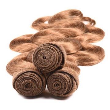 8A Blonde Hair 27# bundles Body Wave Virgin Brazilian Hair Extension Human Hair