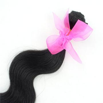 virgin brazilian 100% human remy unprocessed hair weft weave body wave bundle