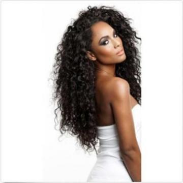 1 Bundle Brazilian Virgin Deep Wave Human Hair Weft 100% natural human hair 50g