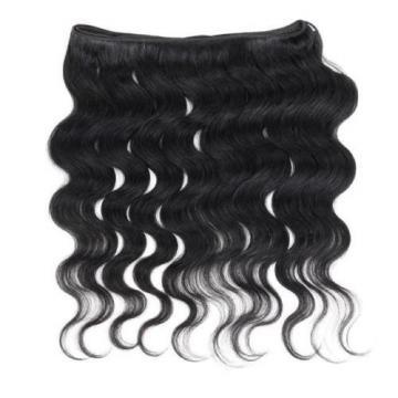 Unprocessed 3 Bundles 7A Virgin Brazilian Human Remy Hair Weave Body Wave 150g