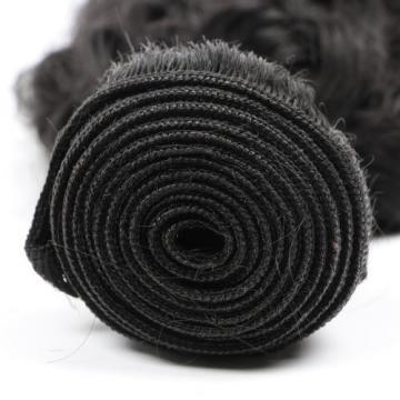 3 Bundles 150g Virgin 100% Brazilian Kinky Curly Hair Weave Human Hair Extension