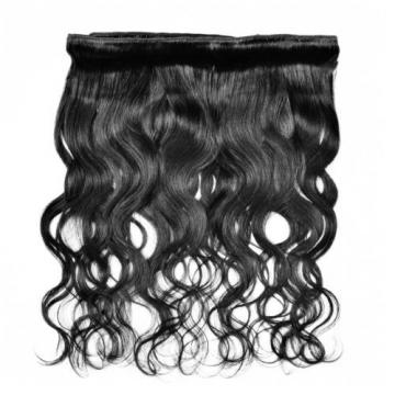 Brazilian Virgin Hair Body Wave Human Hair Extension 4 Bundles with 1 pc Closure