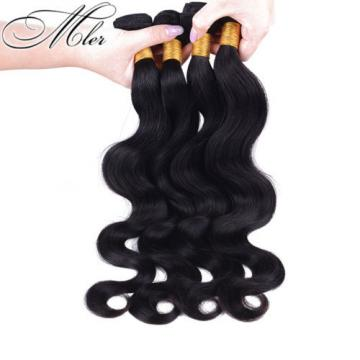 3Bundles Weave 150g Unprocessed Virgin Brazilian Hair Extensions Body Wave