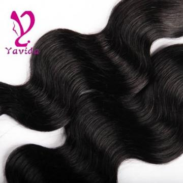7A 100% Virgin Brazilian Body Wave Human Hair Weft Extensions 3 Bundles 300g