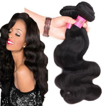 Brazilian Body Wave 3 Bundles of Virgin Hair Sale 100% Unprocessed Human Hair