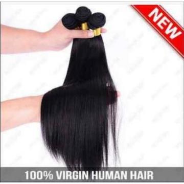 Meileer 1 bundles Virgin Brazilian Straight Human Hair 100g