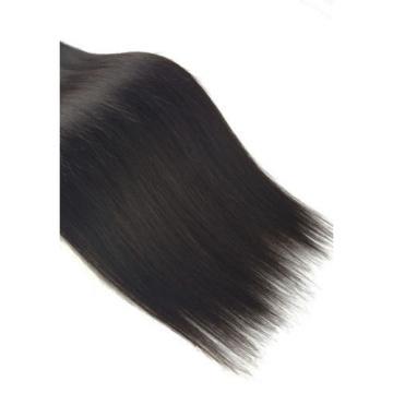 8A 4 Bundles 200g 100% Brazilian Straight Virgin Human Hair Weft Hair Bundles
