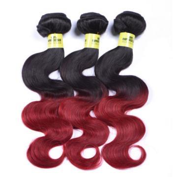 3 Bundles Unprocessed Virgin Brazilian Human Hair Body Wave Hair Extension Wavy