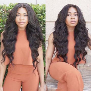 Unprocessed 4 Bundles TOP Virgin Brazilian Human Remy Hair Weave Body Wave 200g