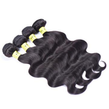 4 Bundles/200g Body Wave Brazilian Virgin Human Hair Unprocessed Hair Extension