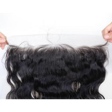 Best Virgin Remy Human Hair Ear to Ear Lace Frontal Brazilian Body Wave Closures