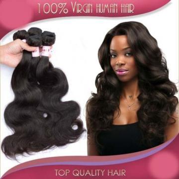 Brazilian Body Wave 3 Bundles of Virgin Hair Sale 100% Unprocessed Human Hair