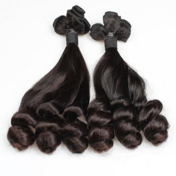 10A Funmi Bouncy Curls Loose Wave Fumni Brazilian Virgin Human Hair Extensions