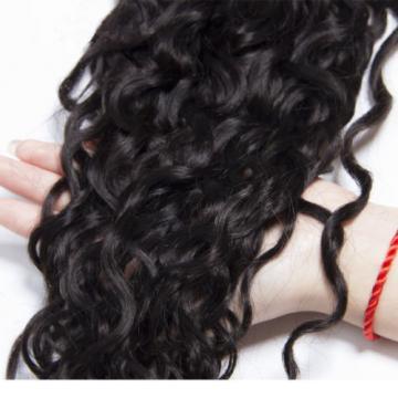 3 Bundle 150g Virgin 100% Brazilian Natural Wave Hair Weave Human Hair Extension