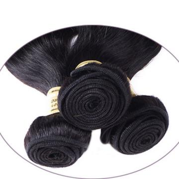 3/4 Bundle Brazilian Virgin Human Hair Weave Body Wave Indian Remy Hair Weave
